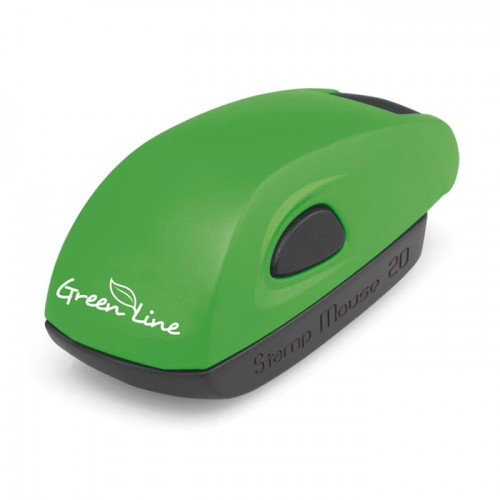 Stamp Mouse 20 Green Line.jpg